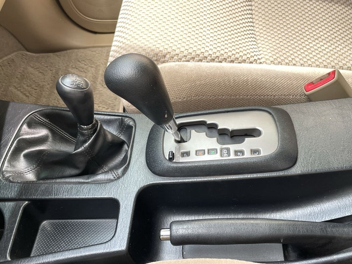 Toyota Fortuner-GEAR LEVER