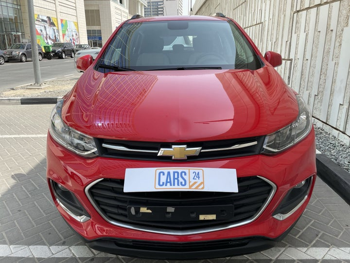Chevrolet Trax-FRONT VIEW