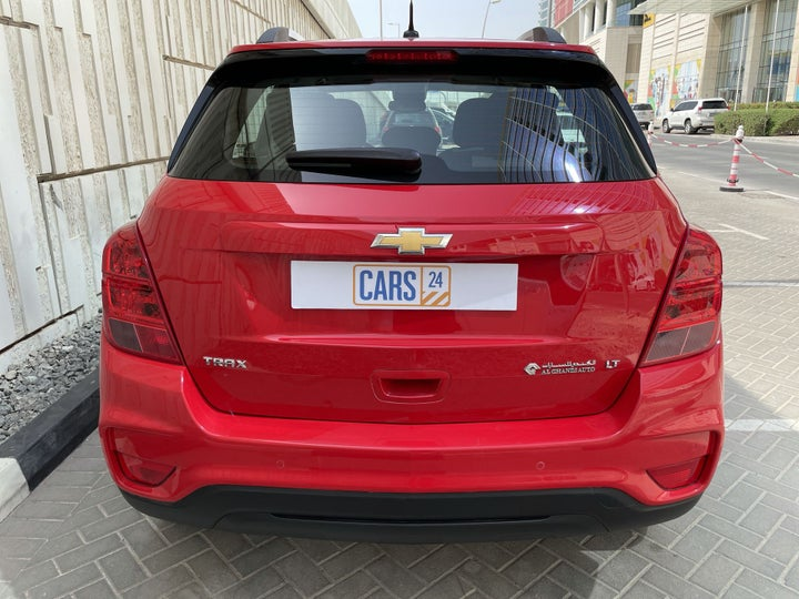 Chevrolet Trax-BACK / REAR VIEW