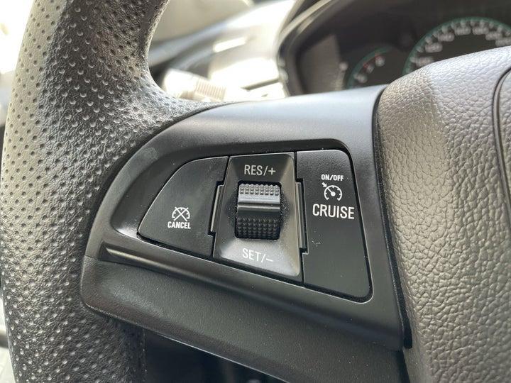 Chevrolet Trax-CRUISE CONTROL