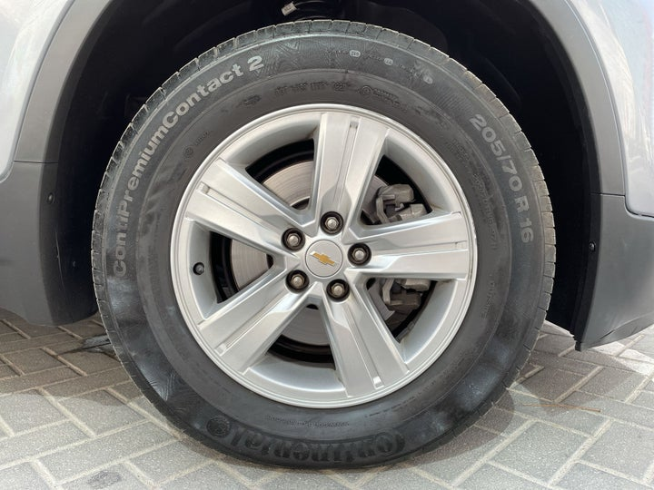 Chevrolet Trax-RIGHT FRONT WHEEL