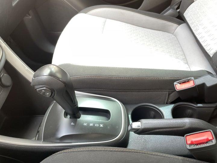 Chevrolet Trax-GEAR LEVER