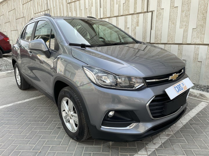 Chevrolet Trax-RIGHT FRONT DIAGONAL (45-DEGREE) VIEW