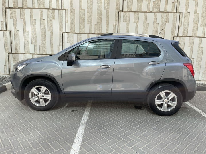 Chevrolet Trax-LEFT SIDE VIEW