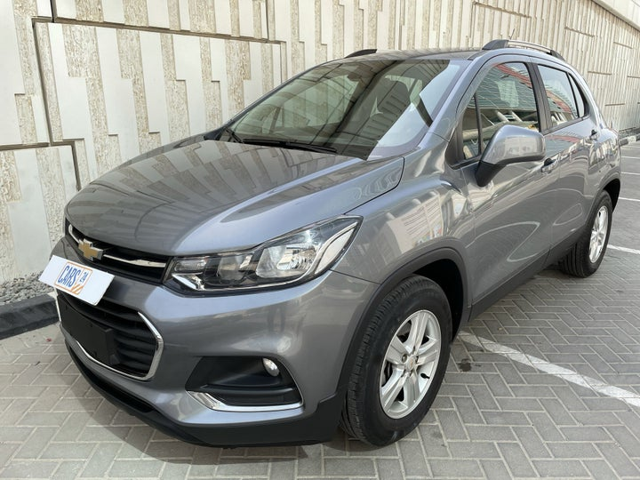Chevrolet Trax-LEFT FRONT DIAGONAL (45-DEGREE) VIEW