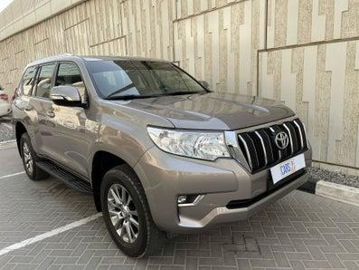 2019 Toyota Prado GXR