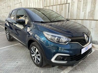 2018 Renault Captur LE