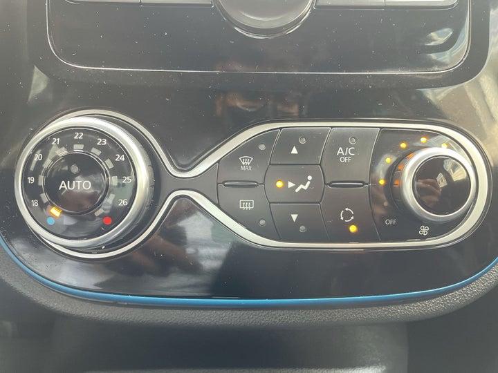 Renault Captur-AUTOMATIC CLIMATE CONTROL