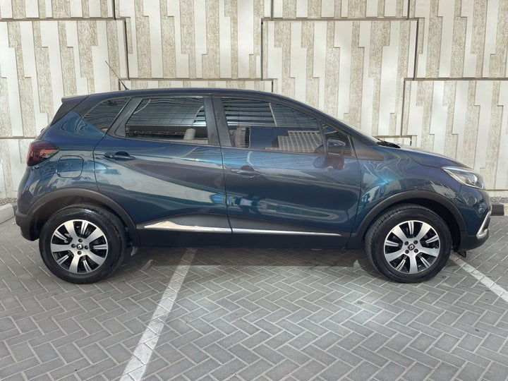 Renault Captur-RIGHT SIDE VIEW