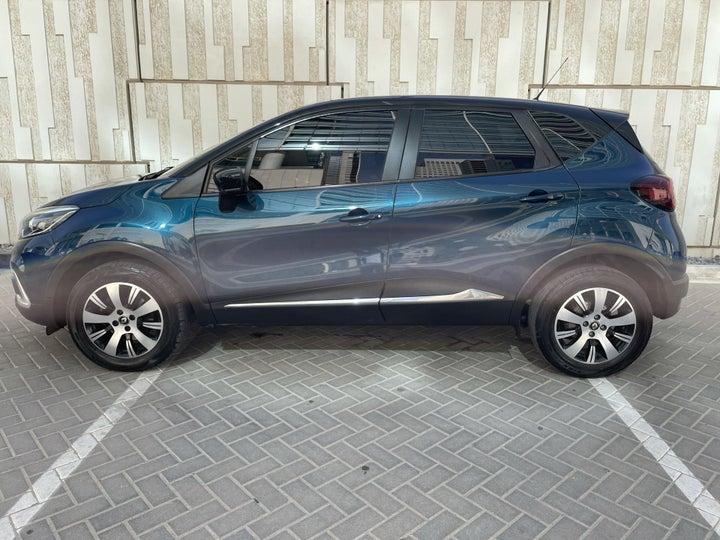 Renault Captur-LEFT SIDE VIEW