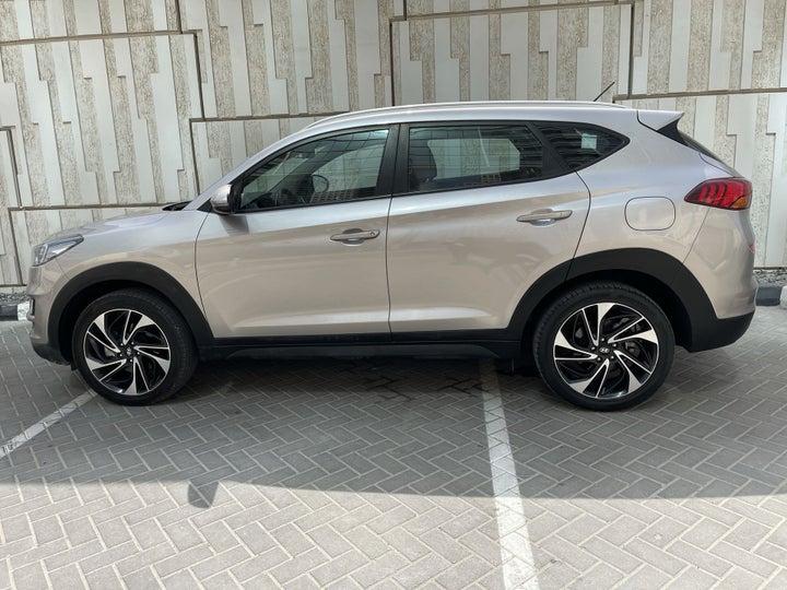 Hyundai Tucson-LEFT SIDE VIEW