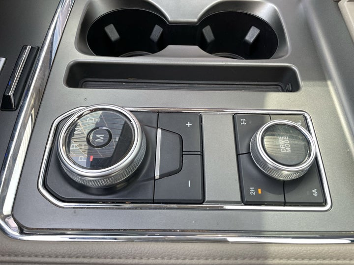 Ford Expedition-GEAR LEVER