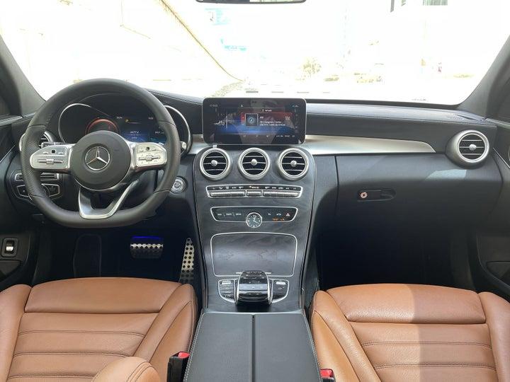 Mercedes Benz C-Class-DASHBOARD VIEW