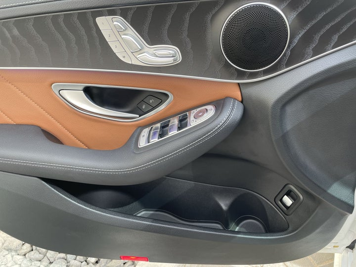 Mercedes Benz C-Class-DRIVER SIDE DOOR PANEL CONTROLS