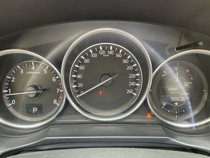 Mazda 6-ODOMETER VIEW