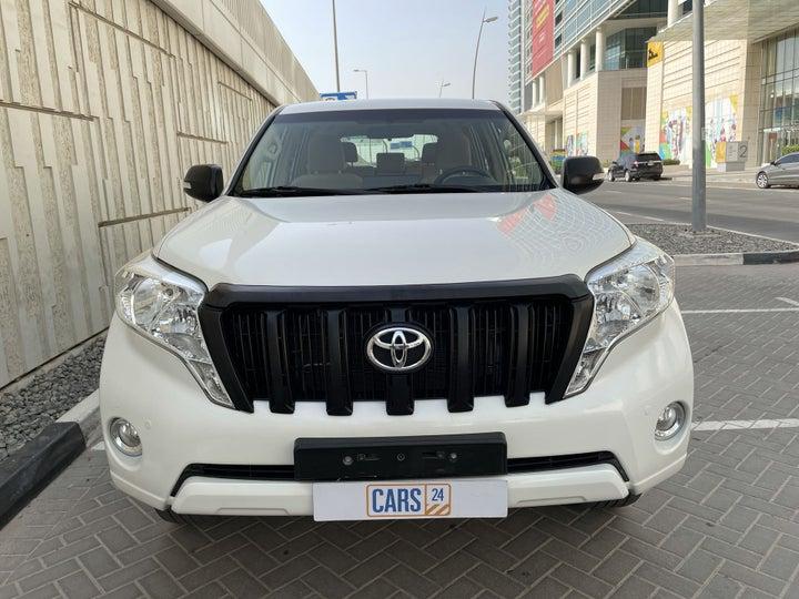 Toyota Prado-FRONT VIEW