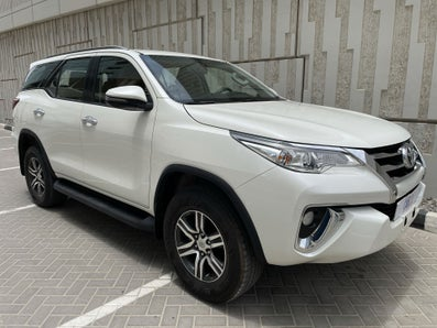 2019 Toyota Fortuner EXR