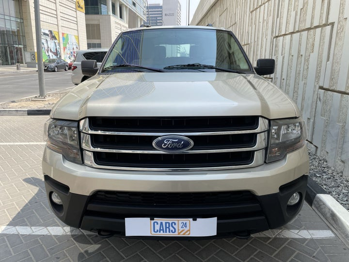 Ford Expedition-FRONT VIEW