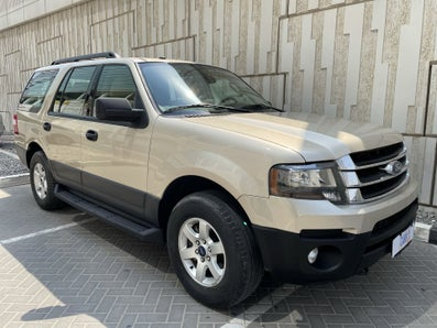 2017 Ford Expedition XL ECOBOOST
