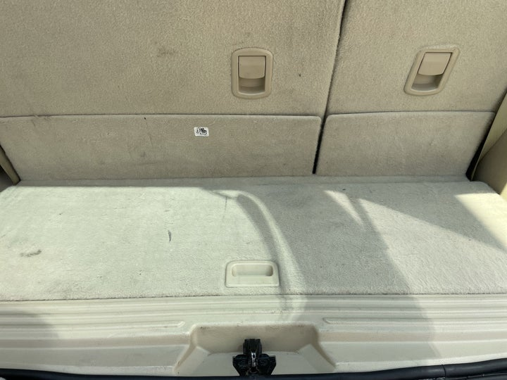 Ford Expedition-BOOT INSIDE VIEW