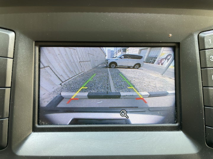 Ford Expedition-PARKING CAMERA