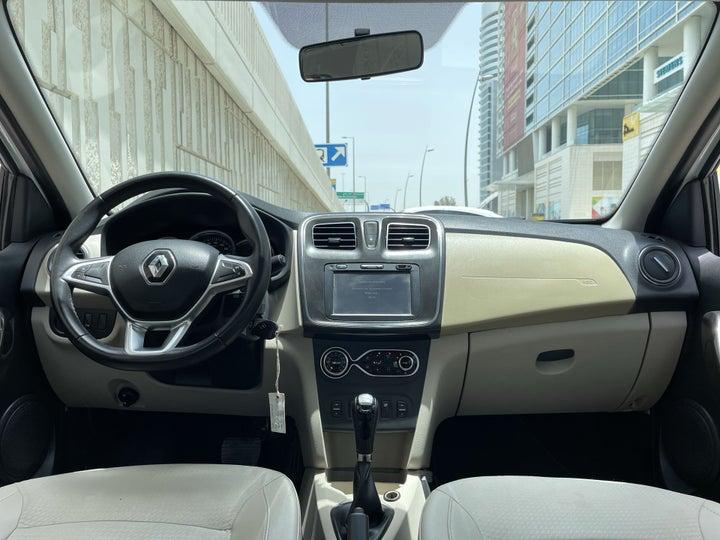 Renault Symbol-DASHBOARD VIEW