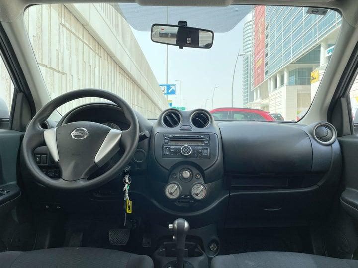 Nissan Micra-DASHBOARD VIEW