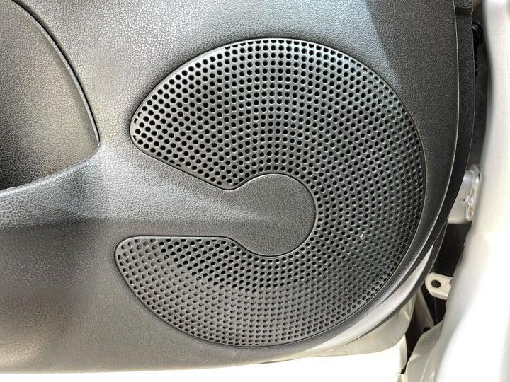 Nissan Micra-SPEAKERS