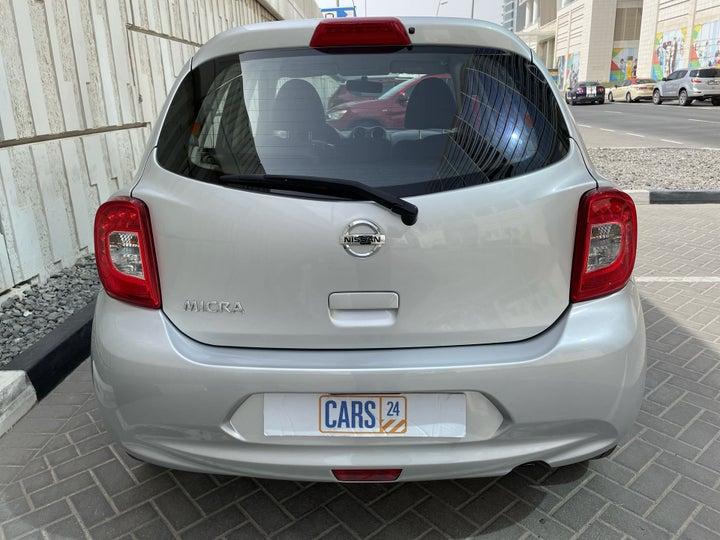 Nissan Micra-BACK / REAR VIEW