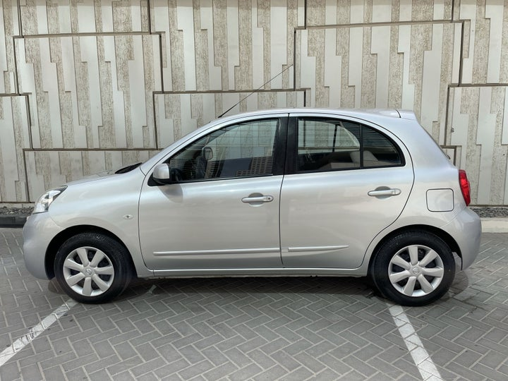 Nissan Micra-LEFT SIDE VIEW