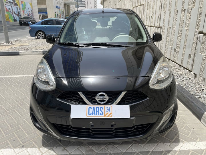 Nissan Micra-FRONT VIEW