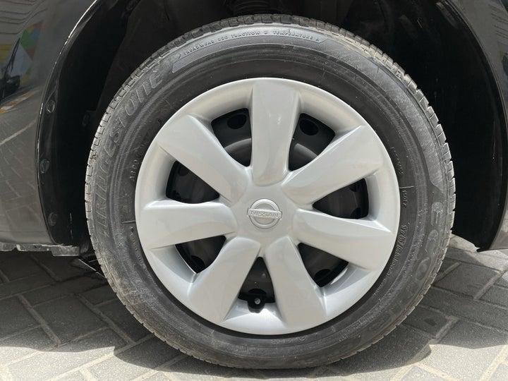 Nissan Micra-RIGHT FRONT WHEEL