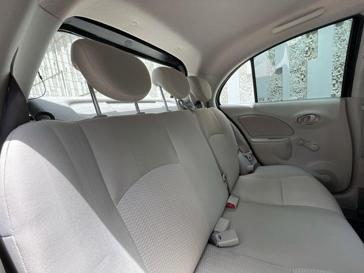 Nissan Micra-RIGHT SIDE REAR DOOR CABIN VIEW