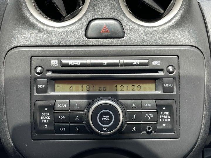 Nissan Micra-INFOTAINMENT SYSTEM