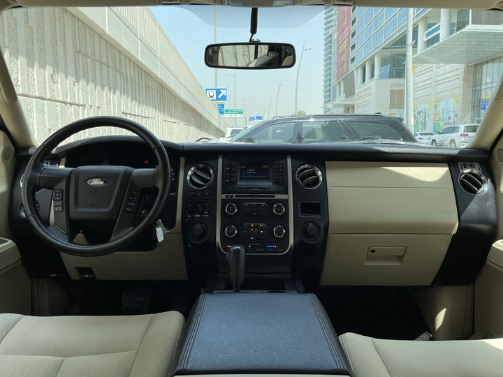 Ford Expedition-DASHBOARD VIEW