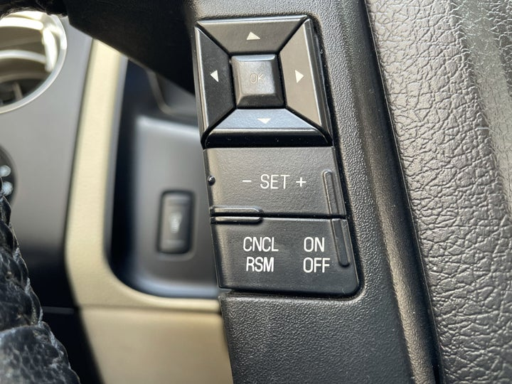 Ford Expedition-CRUISE CONTROL