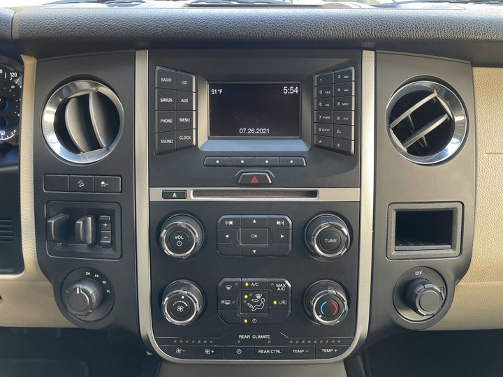 Ford Expedition-CENTER CONSOLE