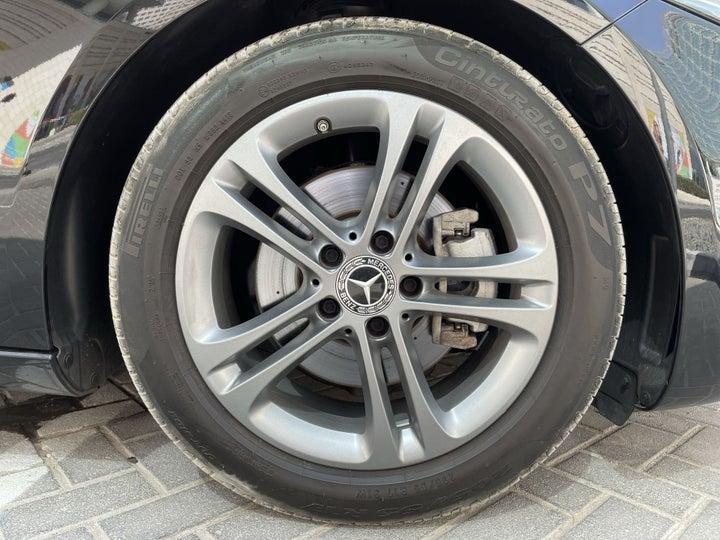 Mercedes Benz A-Class-RIGHT FRONT WHEEL
