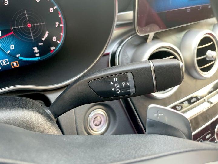 Mercedes Benz C-Class-GEAR LEVER