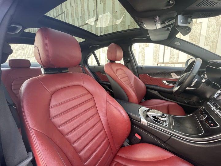 Mercedes Benz C-Class-RIGHT SIDE FRONT DOOR CABIN VIEW