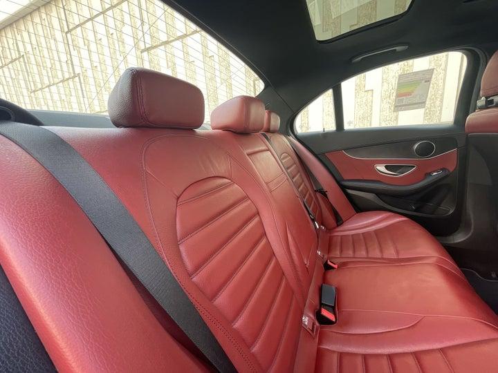 Mercedes Benz C-Class-RIGHT SIDE REAR DOOR CABIN VIEW