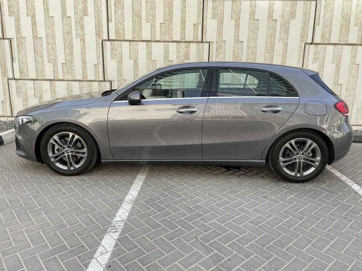 Mercedes Benz A-Class-LEFT SIDE VIEW
