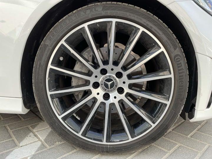 Mercedes Benz C-Class-RIGHT FRONT WHEEL