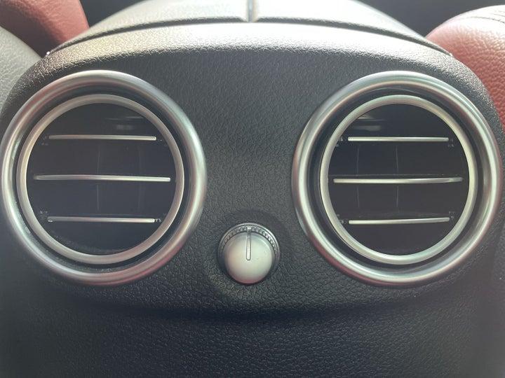 Mercedes Benz C-Class-REAR AC VENT