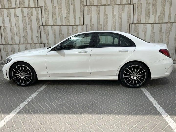 Mercedes Benz C-Class-LEFT SIDE VIEW