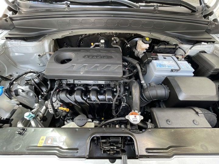 Hyundai Creta-OPEN BONNET (ENGINE) VIEW