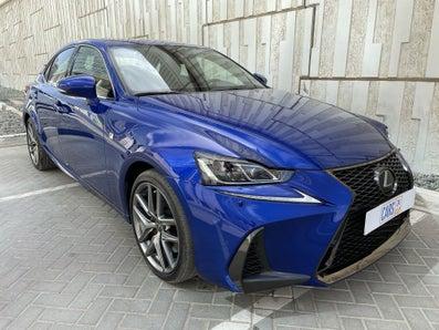 2020 Lexus IS 350 F-Sport Platinum