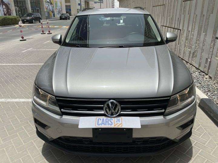 Volkswagen Tiguan-FRONT VIEW