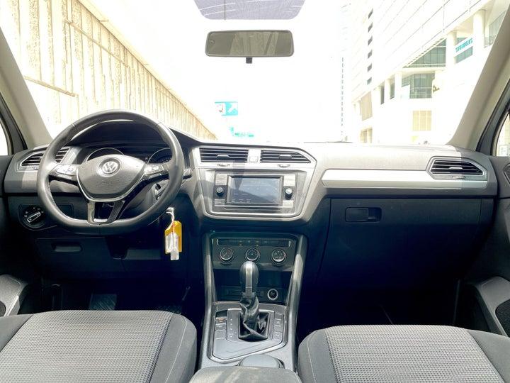 Volkswagen Tiguan-DASHBOARD VIEW