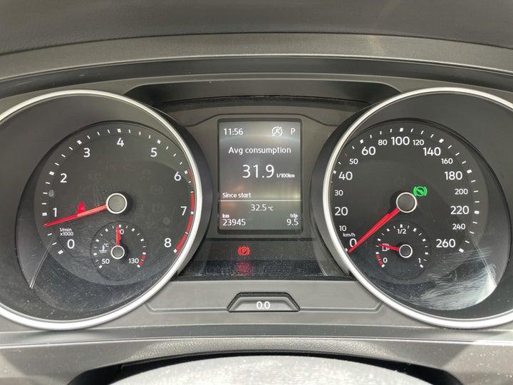 Volkswagen Tiguan-ODOMETER VIEW